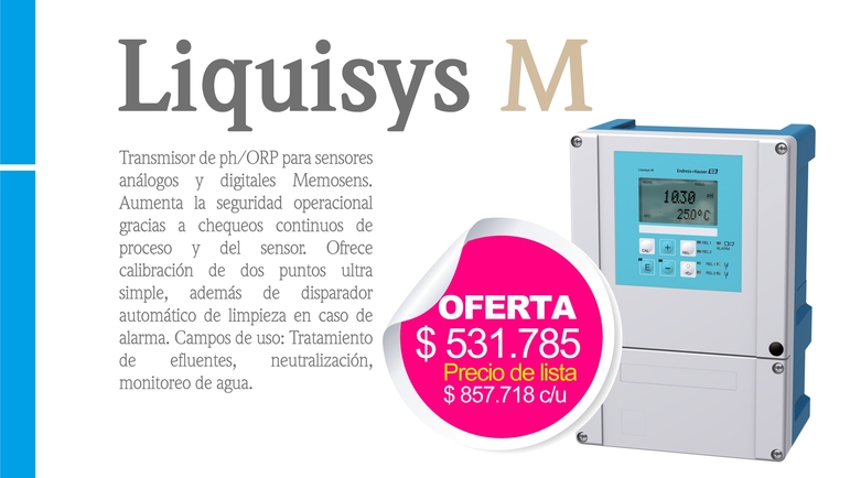 Liquisys M CPM253
